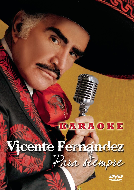 Vicente Fernandez Para Siempre by Sony U.S. Latin
