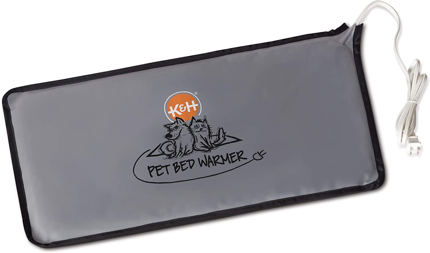 K&H Pet Products Pet Bed Warmer - Place Inside Most Any Pet Bed - MET Safety Listed