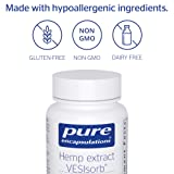 Pure Encapsulations - Hemp Extract VESIsorb - 30