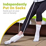 BodyHealt Sock Aids - Deluxe White, Comfortable