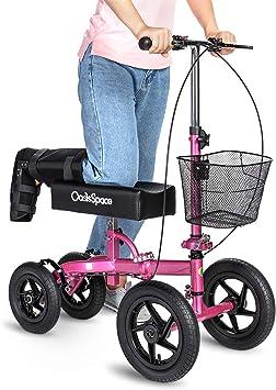 Amazon.com: OasisSpace - Patinete de rodilla para todo ...