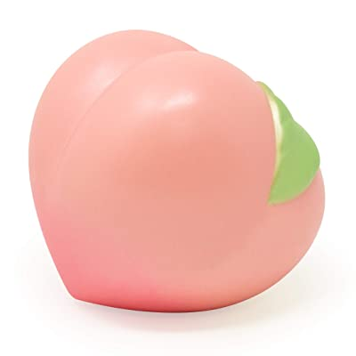 ibloom Medium Peach Squishy I Love Peach Series 3 Pink Color: Toys & Games [5Bkhe1200326]