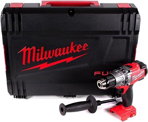 Taladro el/éctrico 1,3 cm, 4,5 cm, 135 Nm, 32000 ppm, 550 RPM, 2000 RPM Milwaukee M18 FPD-0X drill Negro Rojo