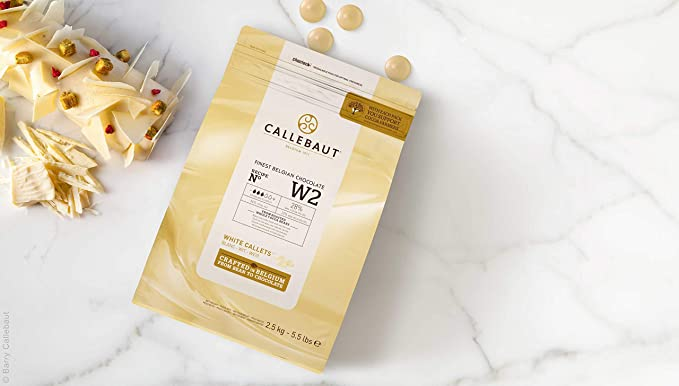 Callebaut, leche, oscuros y blancos chips de chocolate (3 x 1kg Bundle): Amazon.es: Alimentación y bebidas