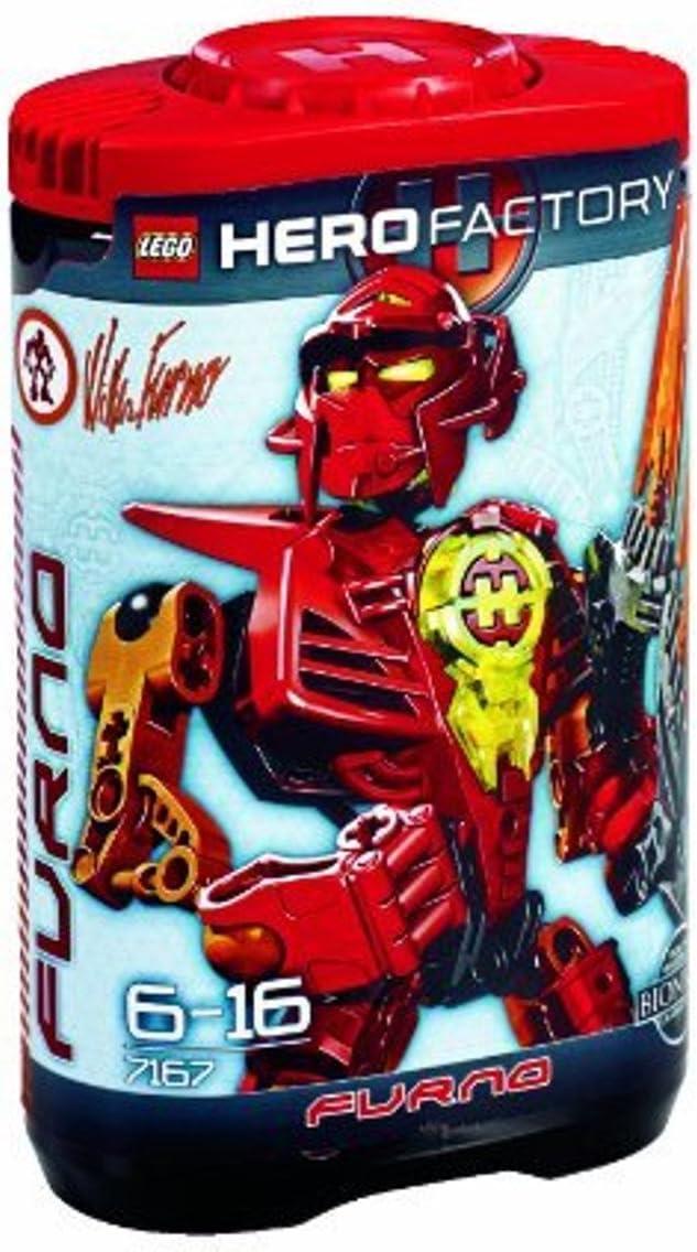 LEGO Hero William Furno 7167