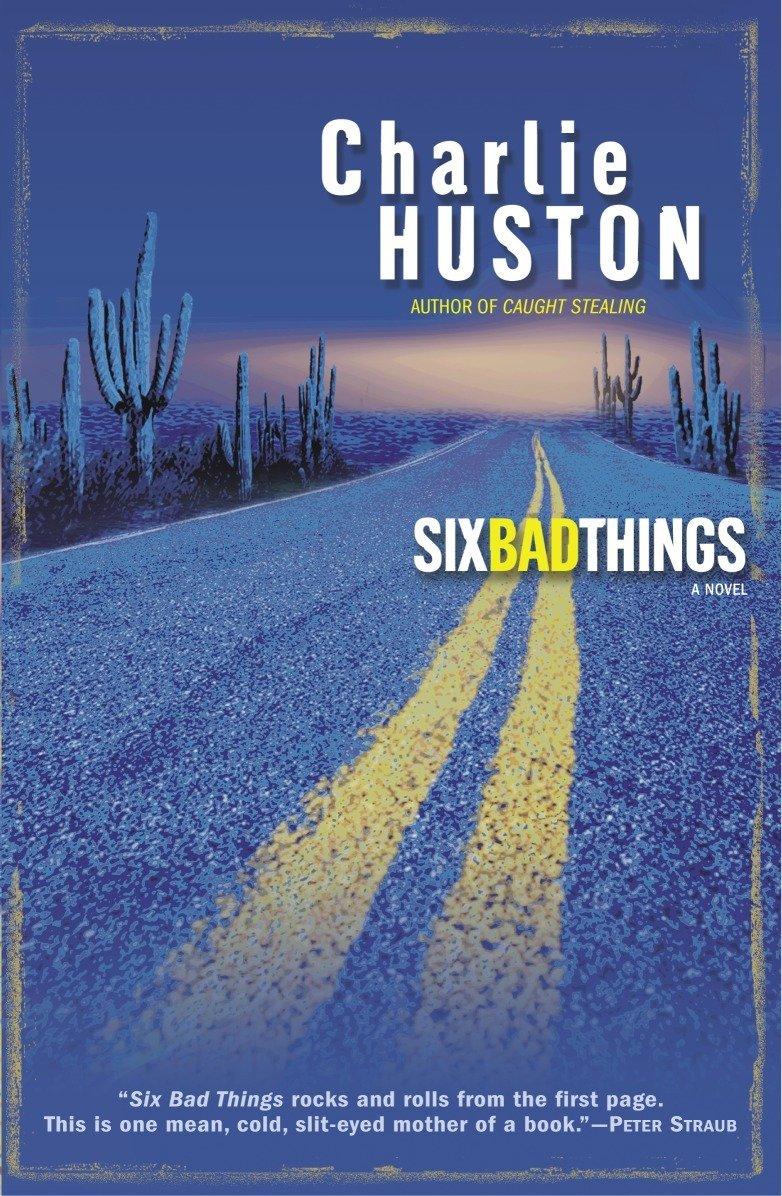 Six Bad Things  A Novel  Henry Thompson Band 2