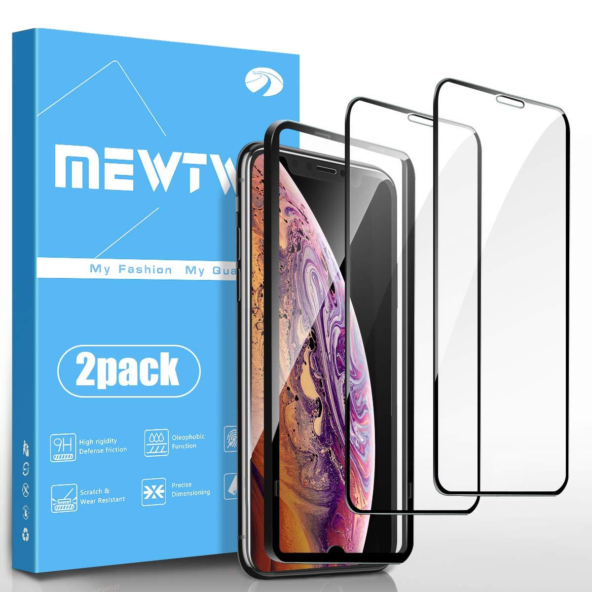 Vidrio Templado Para Iphone Xr [2 Un.] LLX