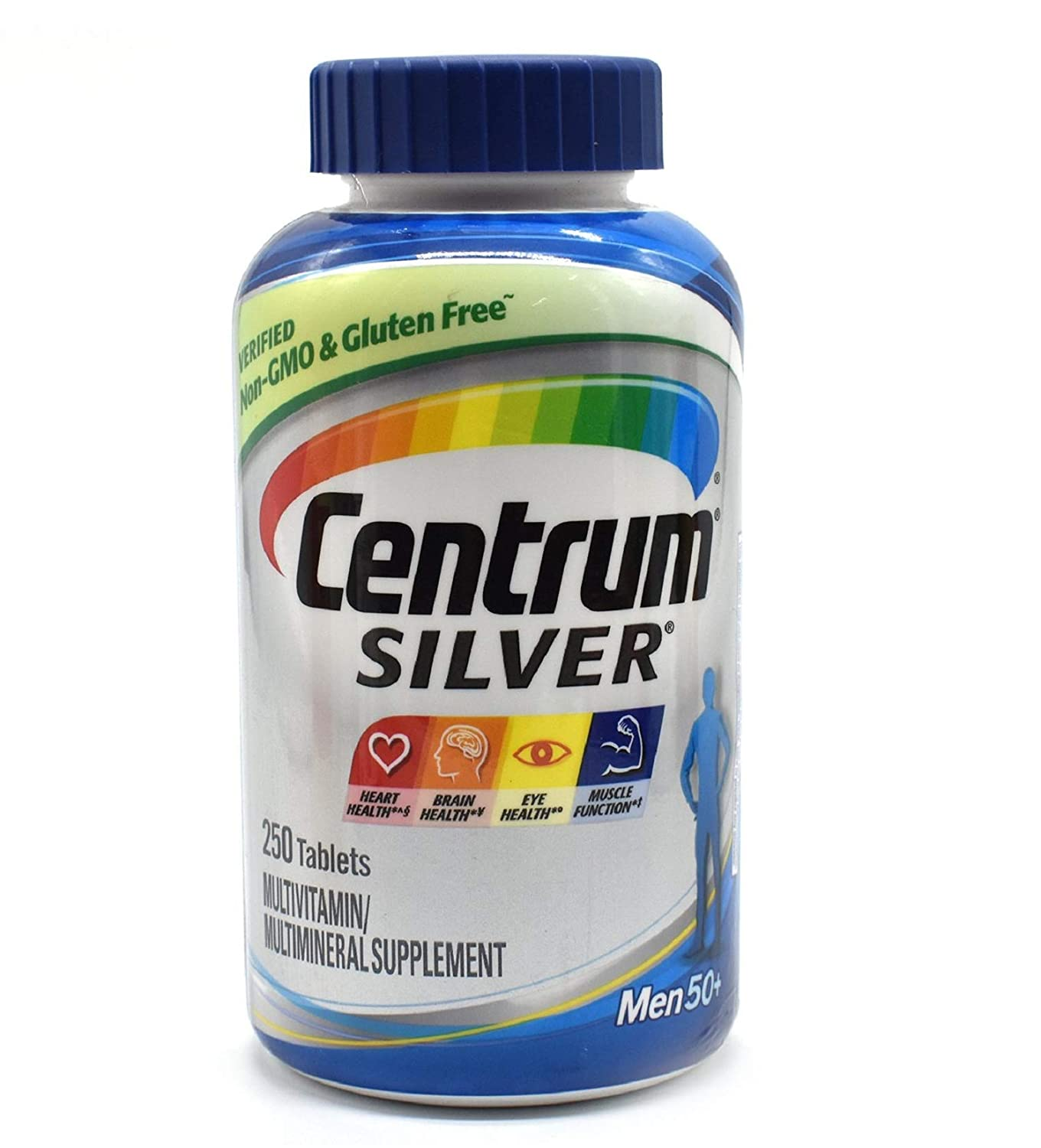 Centrum Silver Men s – 250 tablets