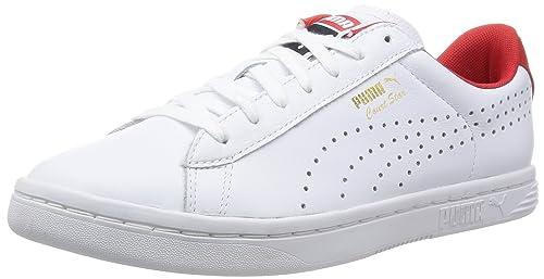 Puma - Court Star NM, Zapatillas Unisex Adulto, Blanco (White 1), 38 EU