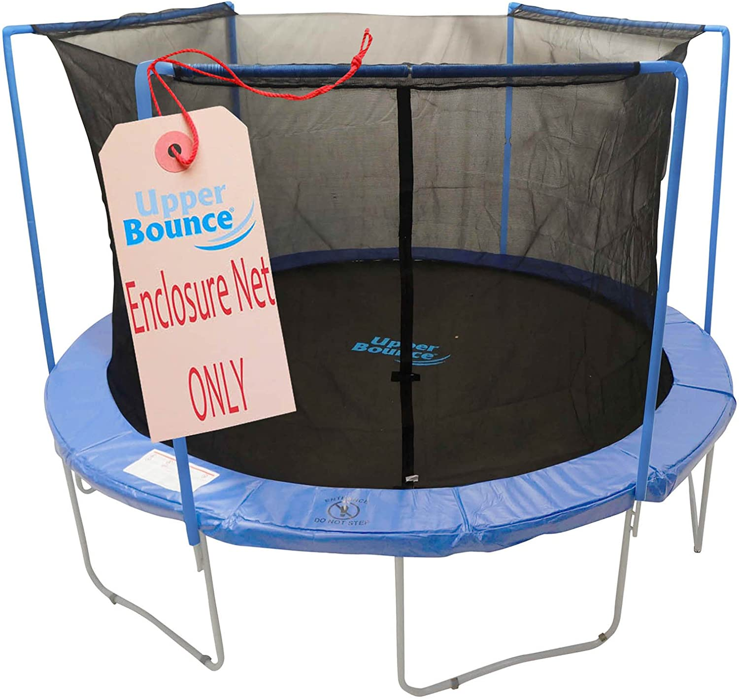 Upper Bounce Replacement Safety Enclosure Net with Top Sleeves