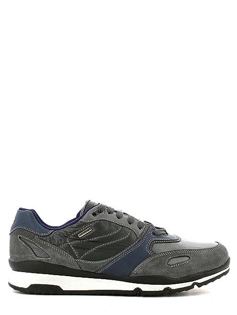 Geox Uomo AI14 Sneaker mod. U44S7A Amphibiox Grigio (39)  Amazon.it ... 0542ed7ddfb