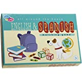 Gibby & Libby All Around The House English/Spanish Memory Matching Game by C.R. Gibson