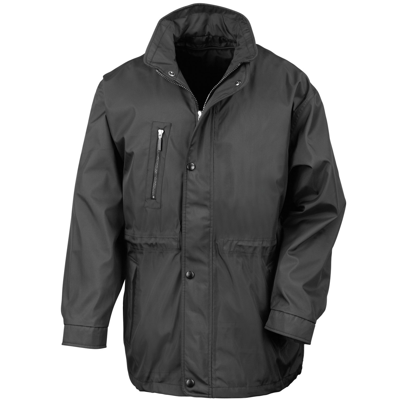 Result City executive jacket Black L