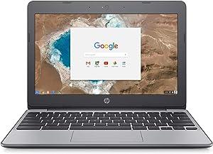 HP Chromebook 11.6-Inch WLED Intel Celeron N3060 4GB 16GB eMMC Chrome OS