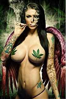 Sexy weed models
