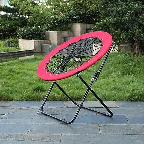 Amazon.com: YAXUAN Silla plegable, silla de luna ...