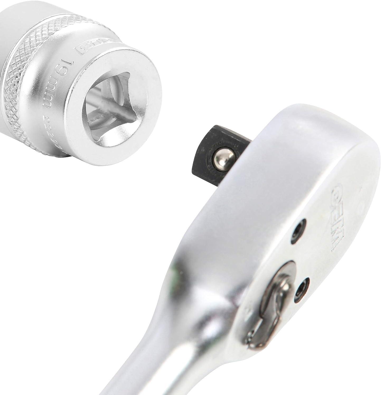OEM Tools 3//8 Inch Drive 6 Pt 19 mm Socket