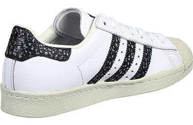 adidas superstar degli anni '80 uomini scarpe alla moda.