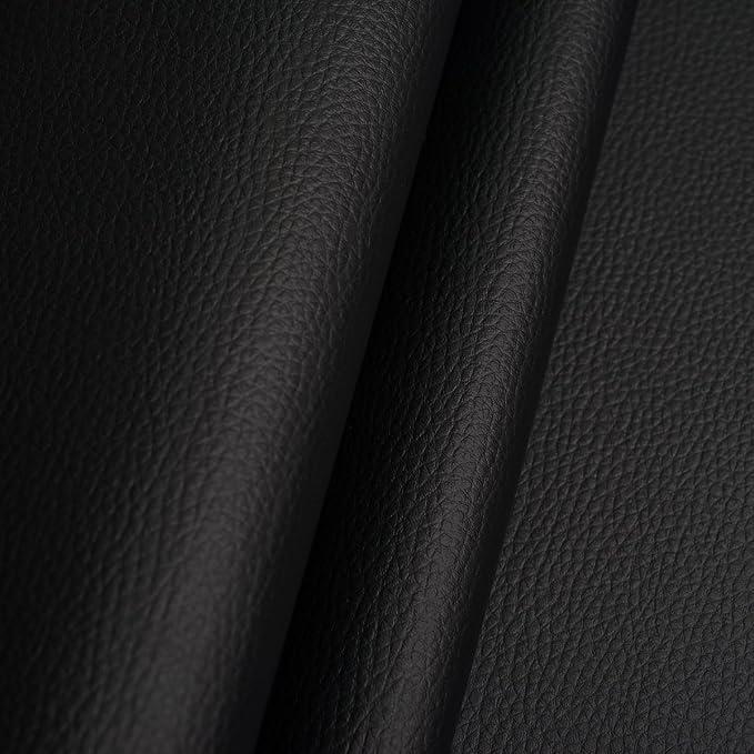TX-CARBON-1STK-164 Schwarz Nur 1 STK Starkes Material Z4L Kunstleder /Überzug Carbon Universell Sitzschoner