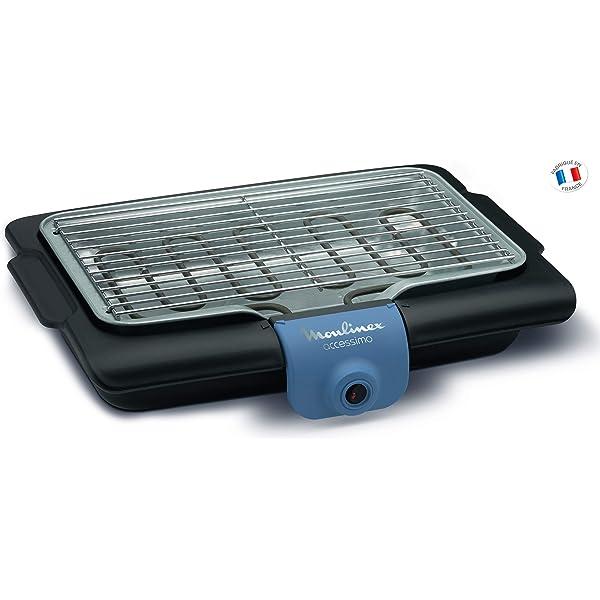 Barbacoa eléctrica Tristar BQ-2811 – Modelo para mesa – Termostato ...
