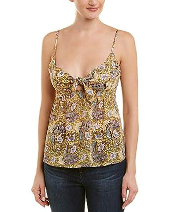 Ella Moss - Corbata para mujer, diseño de diente de león: Amazon ...