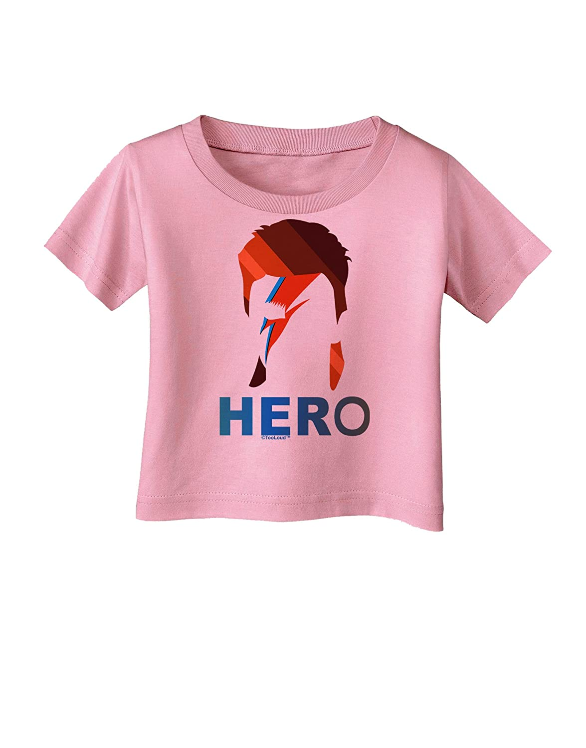 TooLoud Hero of The Weirdos Infant T-Shirt