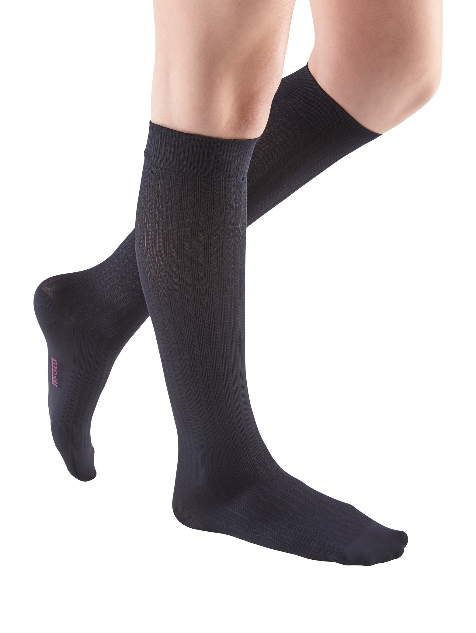 mediven for Women Vitality, 20-30 mmHg, Calf High Stockings, Closed Toe by mediven