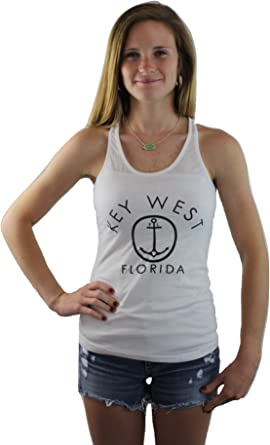 Vintage Anchor Womens Vest