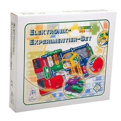 DaVinci 362-Expériences Electronique