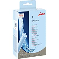 Jura 71312 Claris Filterpatrone, 3-er-Pack, blau