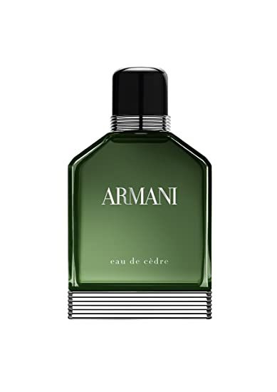 Giorgio Armani Eau De Cedre Eau De Toilette Spray, 1.7 Ounce