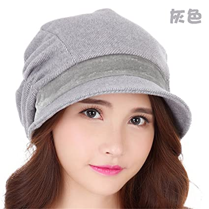 0bc270924631c Image Unavailable. Image not available for. Color  BTBTAV Autumn Girl  Children Fashion Leisure Hat Beret ...