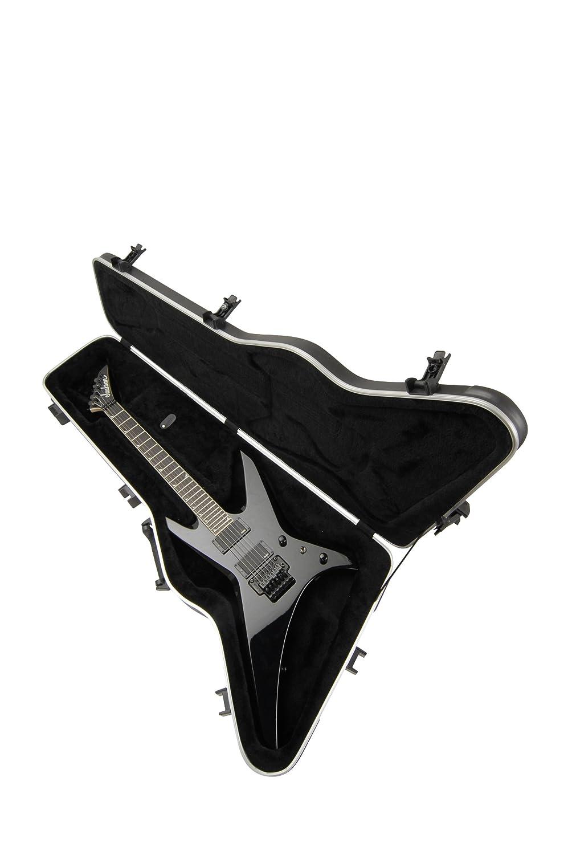 SKB Explorer Firebird - Maleta rígida para guitarra: Amazon.es: Instrumentos musicales