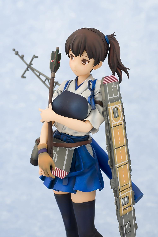 Aoshima Kantai Collection Kancolle Kaga 1//7 Scale PVC Figure