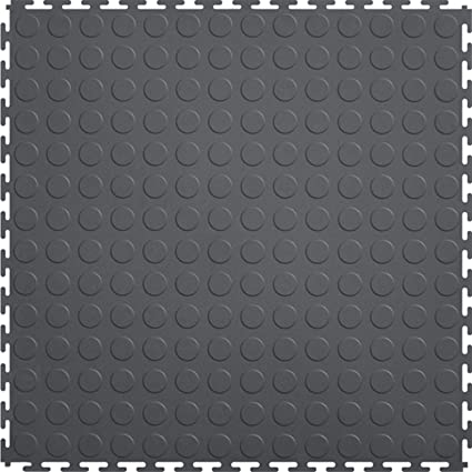 Amazon Mats Inc Supreme Garage Floor Tile Coin Pattern 205 In