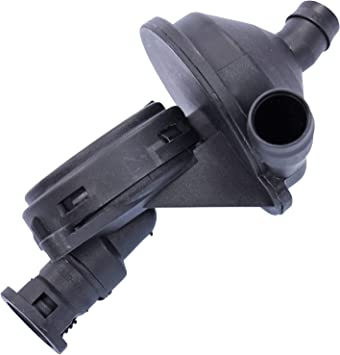 1x Kurbelgehäuseentlüftung Ölabscheider Entlüftungsventil Motorentlüftung Entlüftung Motor Abscheider Kurbelgehäuse Öl Ventil Auto