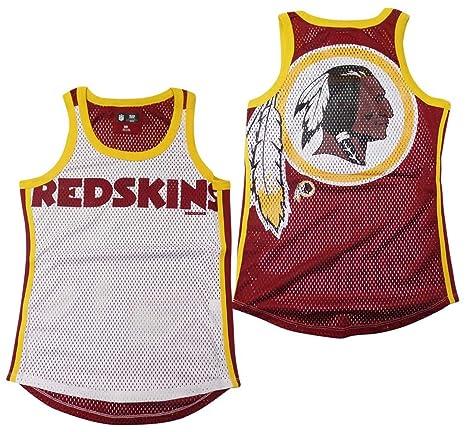 7a04a2cd Amazon.com : Washington Redskins Women's Opening Day 2 Tank Top ...