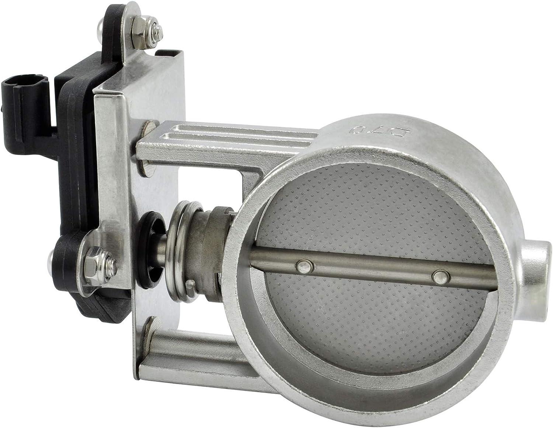 Elektrische Auspuffklappe mit 70mm 2,75 Zoll aus Edelstahl