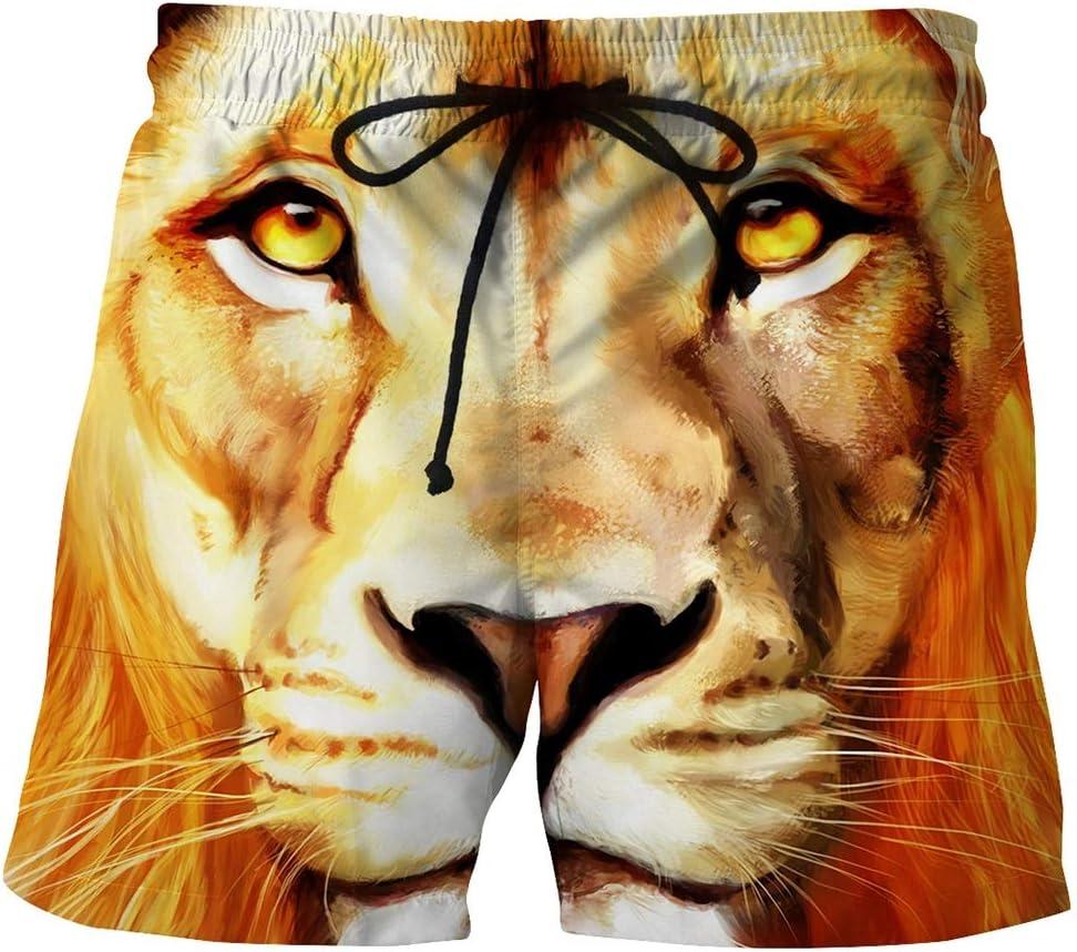 Our Peaches Creativo Impresión 3D Pantalones Cortos Pantalones de ...