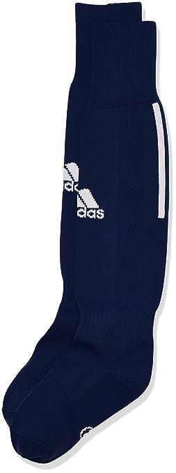 adidas Santos 3-Stripe - Calcetines de fútbol para hombre: Amazon.es: Zapatos y complementos