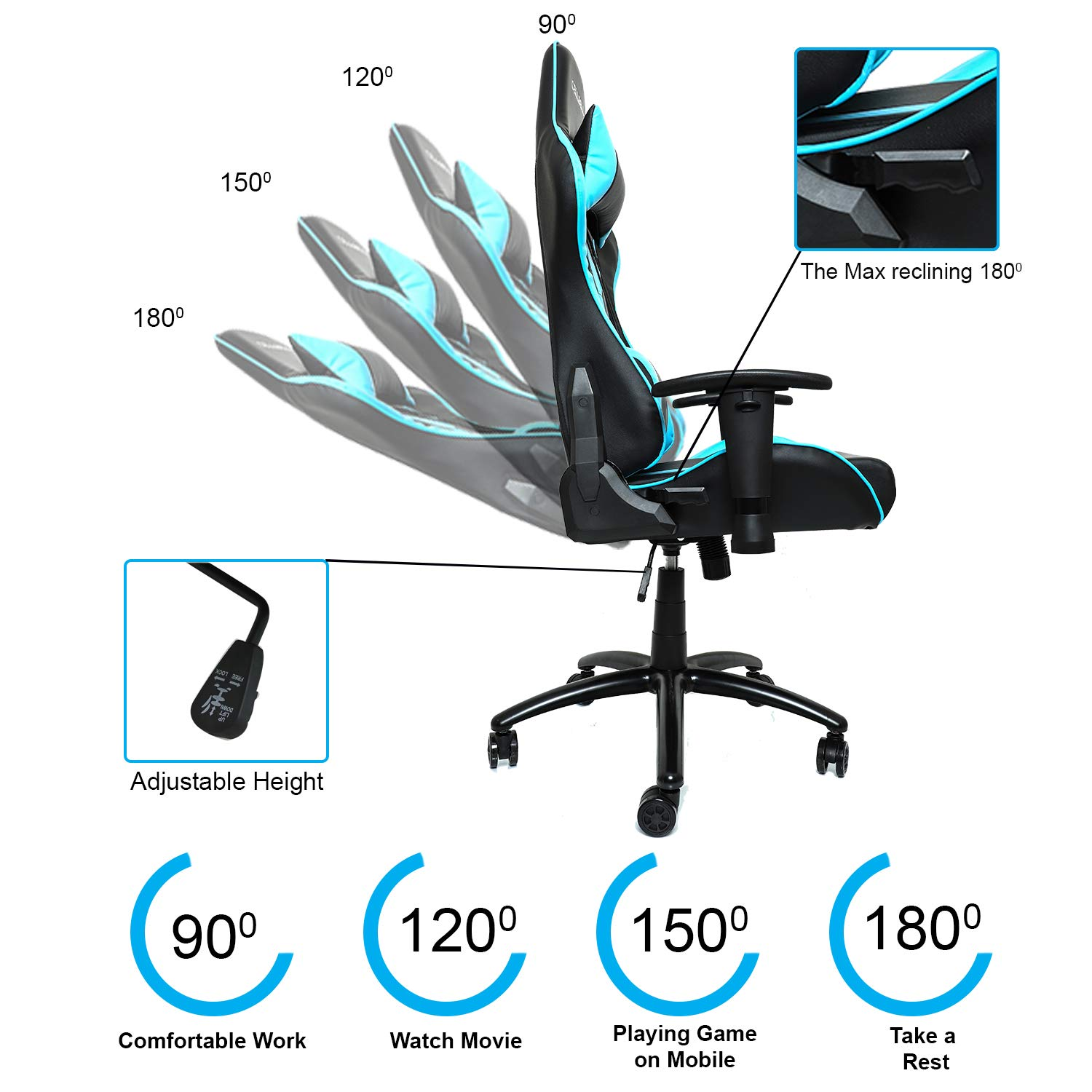 gaming chair for gamers