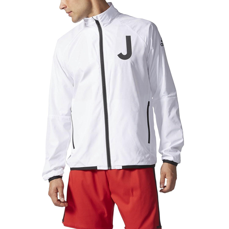 adidas Línea Juventus Chaqueta, Hombre: Amazon.es: Ropa y ...