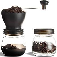 ماكينة طحن حبوب البن من السيراميك لتحضير القهوة
