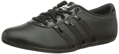 f29bc9d3b adidas Originals Nuline, Baskets Mode Femme - Noir (Core Black/Core ...