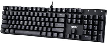 AUKEY KM-G8 USB Gaming Mechanical Keyboard