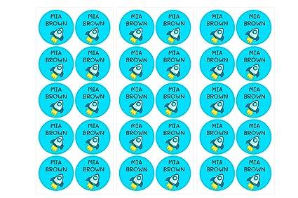 28 Etiquetas adhesivas multiusos. Pegatinas redondas de diámetro ...