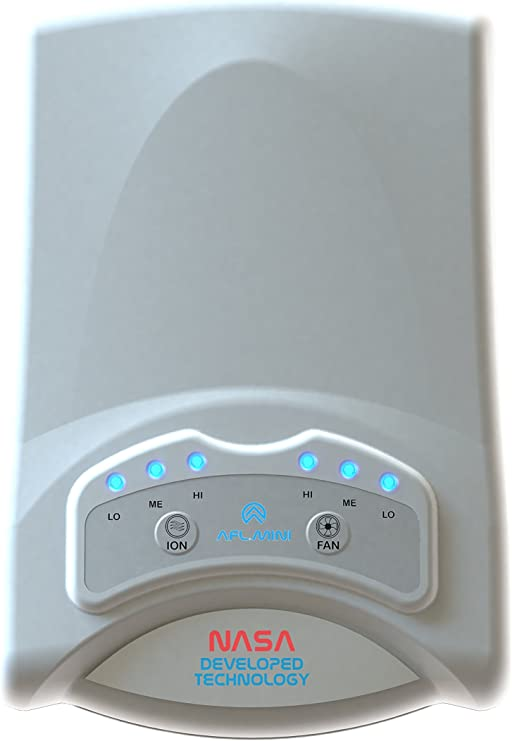 AFL Minipurificador de aire sin filtro, tecnología de la NASA, germicida ionizador de aire para bebés, mascotas, casa, coche, oficina, alergias, asma, fumadores: Amazon.es: Hogar