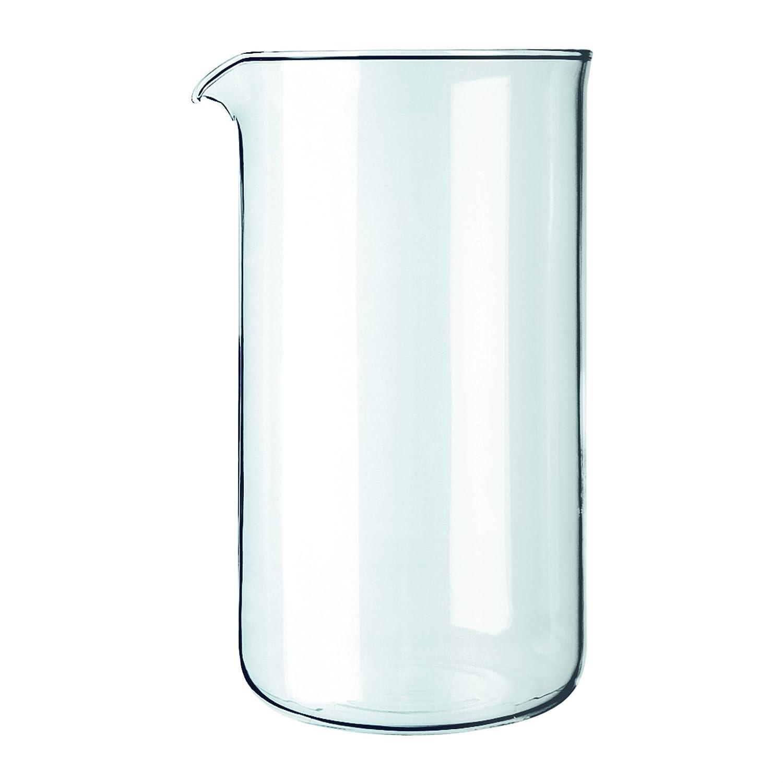 Bodum Spare Beaker, Glass, 34 Ounce, 1 Liter