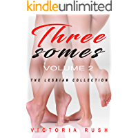 Threesomes - Volume 2: The Lesbian Collection (Erotica Themed Bundles Book 6) book cover