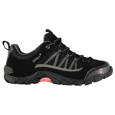 Gelert Femmes Rocky Chaussures de Marche Baskets Sport Noir 41